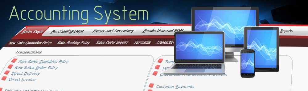 Cloud Based Accounting System